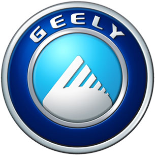Geely logo marketing automotive